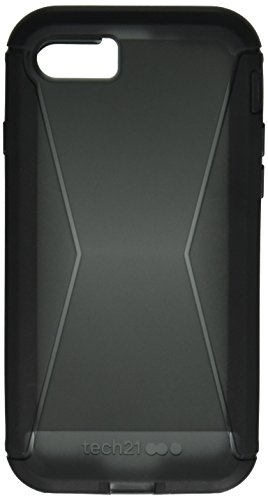 Tech21 Evo Tactical XT Schutzhülle mit FlexShock Aufprallschutz für iPhone 7 - Schwarz