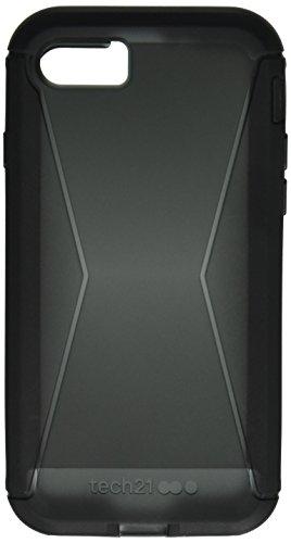 tech21 EVO Tactical Extreme Edition 4.7' Funda Negro - Fundas para teléfonos móviles (Funda, Apple, iPhone 7, 11,9 cm (4.7'), Negro)