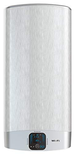 Ariston Scaldabagno Elettrico VLS EVO WIFI 80 EU, smaltatura al titanio, 80 Litri