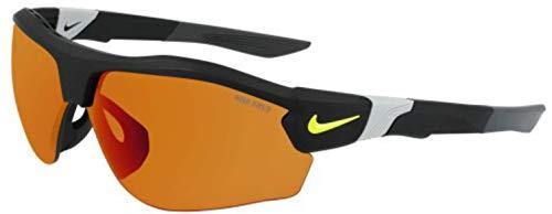 Nike Show X3 DJ2032 Color 013 (negro mate Field Tint) Gafas de sol para hombre