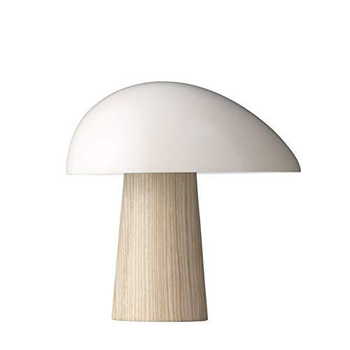 SXNYLY Nórdica Mini lámpara de cabecera del Dormitorio Minimalista lámpara de Mesa Moderna Japonesa Cama Caliente de la Personalidad de la lámpara LED de iluminación Sala lámpara de Mesa