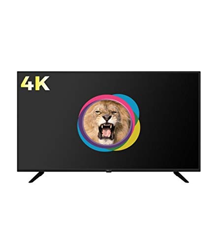 "Televisor NevirTELEVISOR 43"" 4K Smart TV Android 7.1 TDT HD SATELITE Netflix Youtube 3HDMI 2USB Modo Hotel"