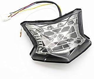 CHUDAN para Kawasaki Z800 Luces traseras LED Luz de Cola Se/ñal de Giro Integraci/ón de luz de Freno
