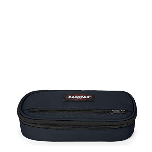 Eastpak Oval Zippl'r Federmäppchen, 22 cm, Blau (Cloud Navy)