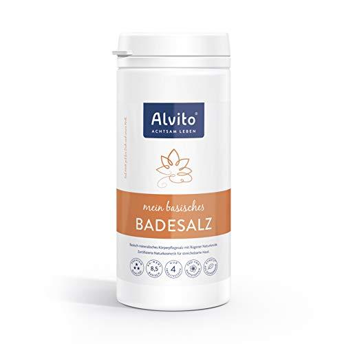 Alvito Basisches Badesalz 1500g