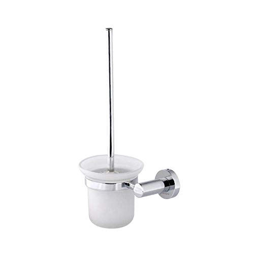 YH-KE Toilet Bowl Brush for Bathroom - Bathroom Copper Toilet Brush Holder Toilet Toilet Cleaning Brush Toilet Brush Hardware Pendant Toilet Brushes Holders