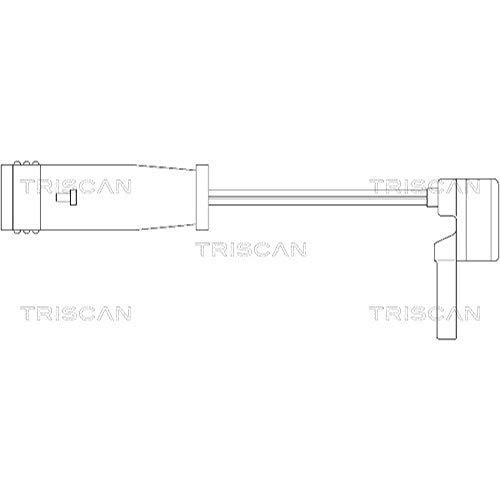 Preisvergleich Produktbild TRISCAN 8115 23005 Bremskraftverstärker