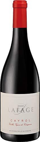Cayrol Carignan Vieilles Vignes 2017 - Domaine Lafage | trockener Rotwein | französischer Wein aus Languedoc | 1 x 0,75 Liter
