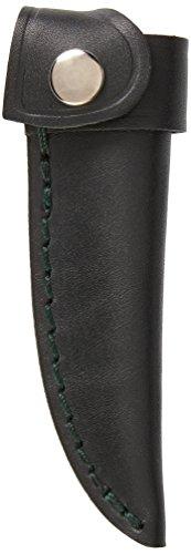 Linder Jagdmesser-Scheide grün, F. Klinge 10 cm OHNE SCHLAUFE, Scheiden