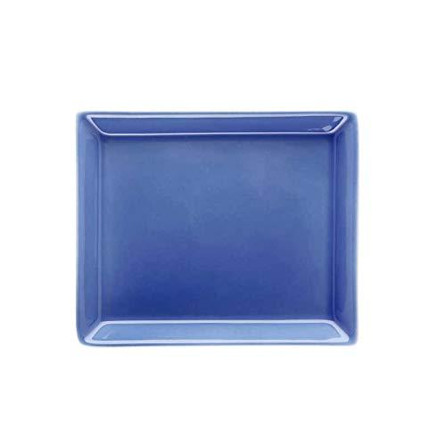 Arzberg-tric-tasse à café-bleu-plat carré 12 x 15 cm