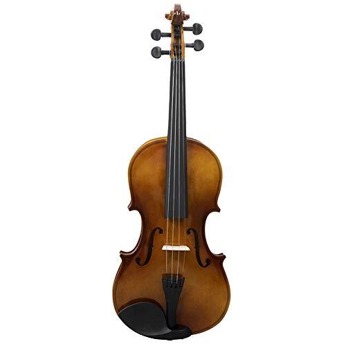 BLKykll Populäres Violineninstrument Der Retro- Violinenpraxis Geige Größe 4/4 Geeignet Für Profi-, Performance-, Grading- Und Musikliebhaber