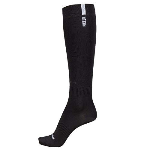 Pikeur KNIESTRUMPF Socken Damen Black Sportswear 2021, Größe:35-37