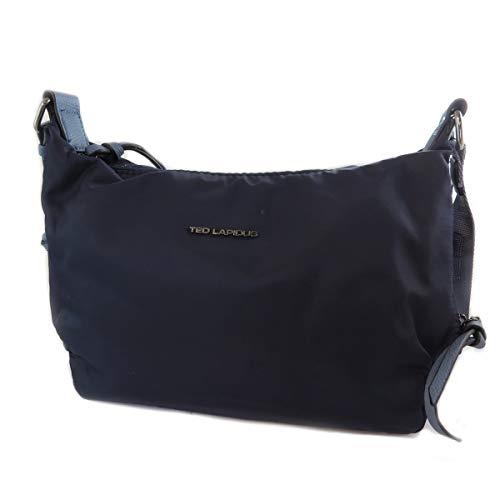 Ted Lapidus [Q2222] - Bolsa Creativa 'Ted lapidus' Azul Marino - 30x21x12 cm.