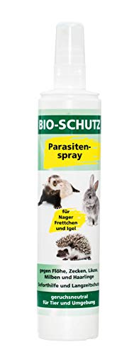 Bio Schutz für Nager, Frettchen und Igel 150ml Pumpspray