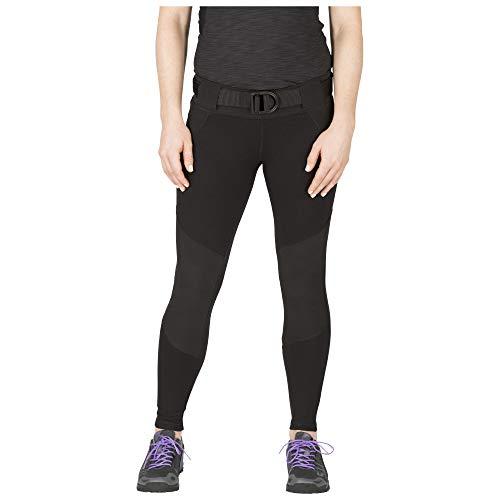 5.11 Tactical Series 511-64409 Legging Femme, Noir, FR : S (Taille Fabricant : S)