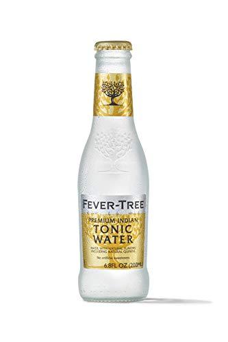 fever-tree Premium Indian Tonic Water bottiglie di vetro, 192,8gram (confezione da 24)