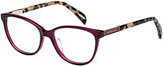 8350347c2 Óculos de Grau Victor Hugo Vh1758 09hg/53 Vinho Transparente/mesclado