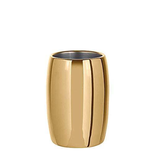 SAMBONET Glacette Termica Sphera PVD Cognac 55594N00