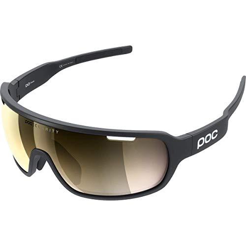 POC Unisex Do Blade Eyewear, Uranium Black, VGM