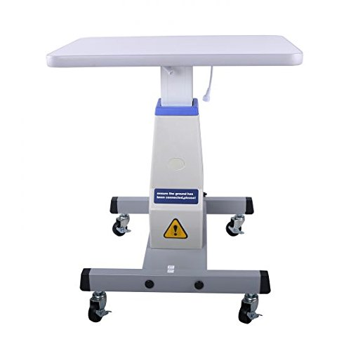 Electric Work Table with Motorized Lift for Slit lamp/Keratometer/Microscopes CE certified