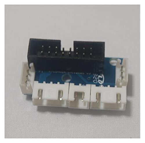 SHENG shengyuan UP!/Afinia 3D Printer Module/PCB Board Mod/temp Board Fit For Extruder Head UP! PP3DP TIERTIME 3D AFINIA