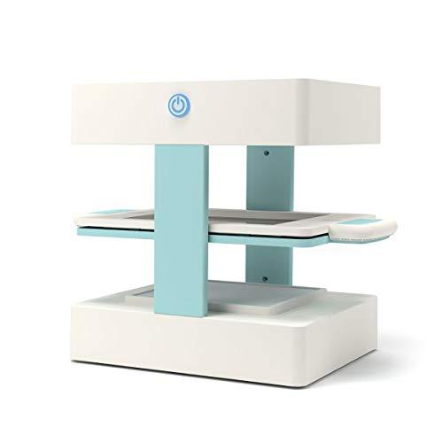 We R Memory Keepers Mold Press, Create Stampi 3D da Oggetti di Tutti i Giorni, per Progetti Creativi, la Creazione di Biglietti, Progetti in Resina, Decorazioni per Cupcake e per Realizzare Candele