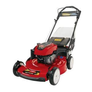 Recycler 22 In. Personal Pace Variable Speed Self-propelled Electric Start Gas Lawn Mower with Briggs & Stratton Engine