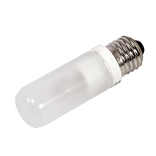 PIXAPRO Bombilla de modelado de 150 W (E27) para iluminación de estudio, fotografía, fotografía, vídeo, 3200 K, temperatura de color regulable, rosca halógena E27, 220 ~ 240 V de repuesto
