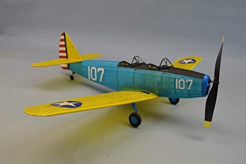 Dumas #0341 Fairchild PT-19 (30' Wingspan) Model Airplane Kit - Laser Cut Wood