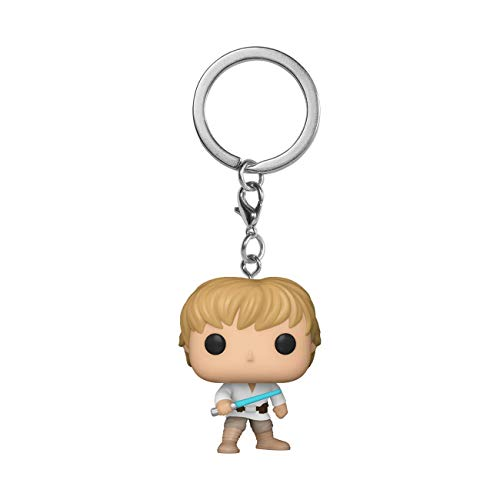 Funko - Figura POP Keychain: Star Wars - Luke (53051)