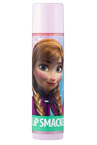 Markwins – Disney Frozen Lip Smacker im Anna Print - Lippenpflegestift mit Strawberry Shake...