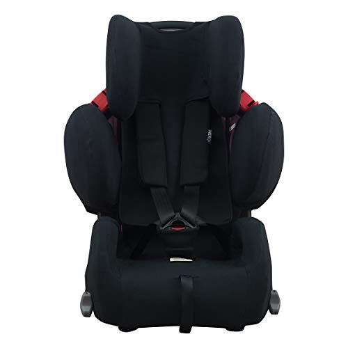 Janabebe Housse pour Recaro Young Sport Hero (Black Series)