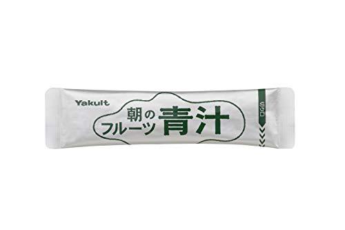 ヤクルト朝のフルーツ青汁7gx15袋