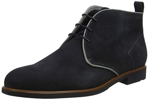 LLOYD Herren Garrick Desert Boots, Ocean, 43 EU