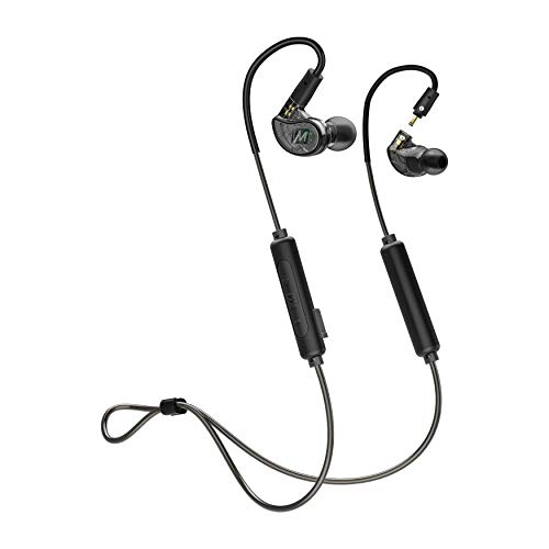MEE audio - M6 PRO 2nd Generation Musicians' in-Ear Monitors Wired +...