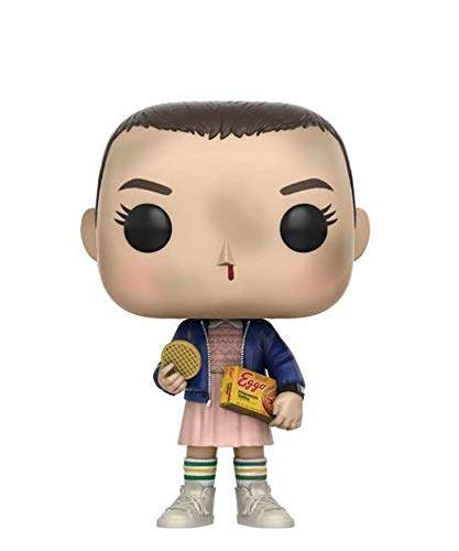 Popsplanet Funko Pop! Television – Stranger Things – Eleven with Eggos #421