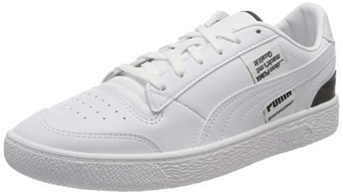 PUMA Damen Ralph Sampson Lo Hack WN's Sneaker, Weiß White White, 38 EU