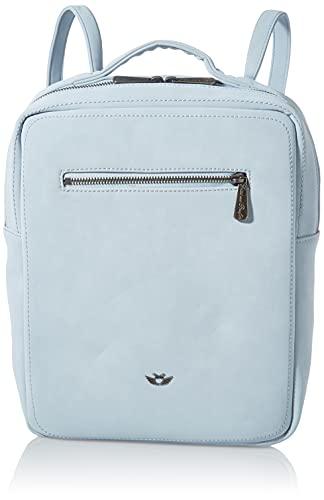 Fritzi aus Preussen Damen Fria 02 Backpack Rucksack, Blau, N