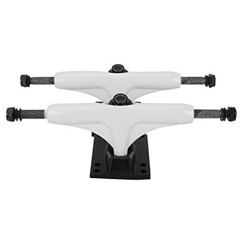 2 piezas 4-8 pulgadas de aleación de magnesio y aluminio para monopatines - Soporte profesional de alta resistencia - para patineta para skater