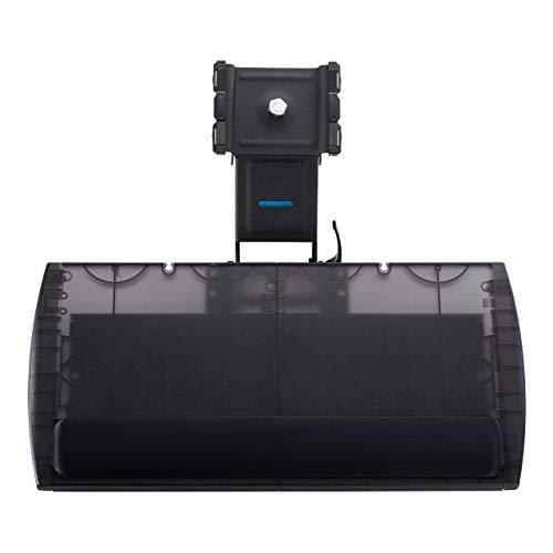 Kensington 60718 Adjustable Keyboard Platform with SmartFit System, 21-1/4w x 10d, Black