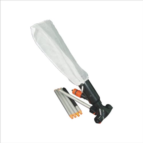 SUDS-ONLINE Swimming Pool Super Jet Vacuum With 5 Pole Sections Vac Section...