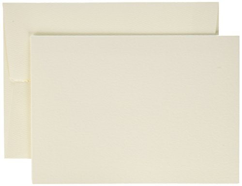 Canson Artist Series Montval Watercolor Cards & Envelopes, 140 Pound, 5 x 7 Inch, 30 Set Pack