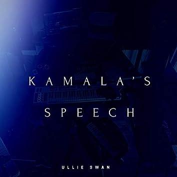 Kamala's speech