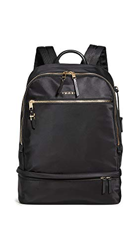 TUMI - Voyageur Brooklyn Laptop Backpack - 15 Inch Computer Bag For Women - Black