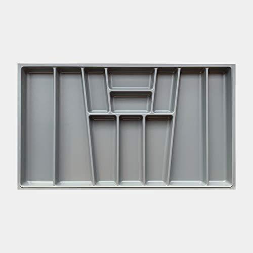 nobilia elements Besteckeinsatz BE90 für 90 cm Schubkasten mit 79,1 cm Innenbreite