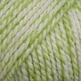 Valeria Triton - (Paquetes 20 ovillos - 50 gramos c/u) Lanas para labores, 70% acrílico 30% lana (Meadow 016)