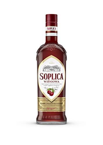 SOPLICA Wodka wisniowa 30% 0.5l vodka aux cerises