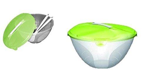 4-tlg. Vorratsdosen Salat Chef Smart von Conny Clever®
