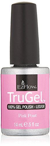 Ezflow Trugel Vernis à Ongles Pink Pout