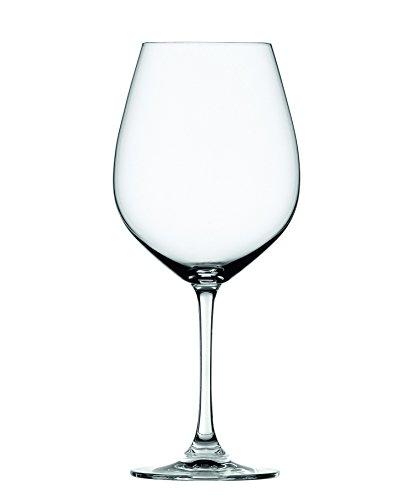 Spiegelau & Nachtmann, 4-teiliges Burgunderglas-Set, Kristallglas, 810 ml, Salute, 4720170